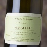 Delesvaux Anjou Blanc Authentique Franc de Pied 2015