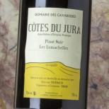 Cavarodes Côtes du Jura Pinot Noir Les Lumachelles 2017