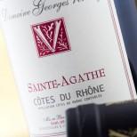 Domaine Georges Vernay Côtes du Rhône Saint-Agathe 2016