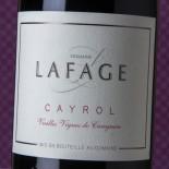 Domaine Lafage Côtes Catalanes Cayrol 2016