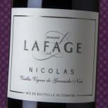 Domaine Lafage Côtes Catalanes Cuvée Nicolas 2018