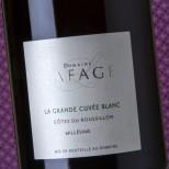 Domaine Lafage Côtes du Roussillon La Grande Cuvée Blanc 2015