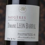 Domaine Leon Barral Faugères 2016