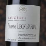 Domaine Leon Barral Faugères 2014