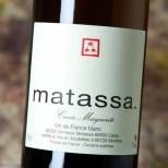 Matassa Cuvée Marguerite 2018