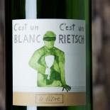 Rietsch Blanc Au Litre 2017 - 1 L