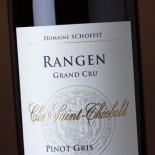 Schoffit Pinot Gris Rangen Grand Cru Clos Saint Théobald 2015