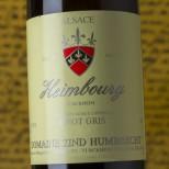 Zind Humbrecht Pinot Gris Heimbourg 2017