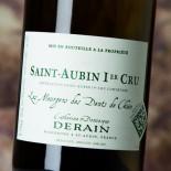 Derain Saint-Aubin 1er Cru Sur Les Meurgers Des Dents De Chien 2014