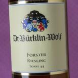 Dr. Bürklin - Wolf Forster Riesling 2017