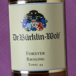 Dr. Bürklin - Wolf Forster Riesling 2015