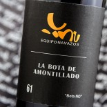 La Bota De Amontillado 61 Bota No - 50 Cl