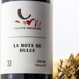 La Bota De Dulce 33. Color No - 37,5 Cl