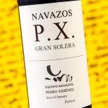Navazos P.X. Gran Solera -37,5cl.