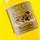 Espelt Moscatell 15/5 2009 -50cl.
