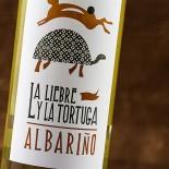 La Liebre Y La Tortuga Albariño 2018