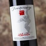 Fonterenza Rosso di Montalcino Alberello 2018