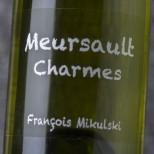 François Mikulski Meursault 1er Cru Charmes 2014