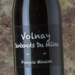 François Mikulski Volnay Santenots du Milieu 2018
