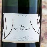 Françoise Bedel Dis Vin Secret