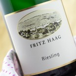 Fritz Haag Riesling 2017