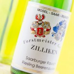 Geltz Zilliken Saarburger Rausch Riesling Beerenauslese 2005 -37,5cl.