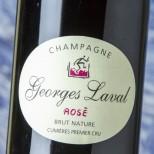Georges Laval Cumières Premier Cru Rosé Brut Nature