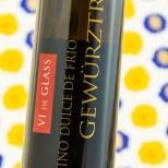 Gramona Vi de Glass Gewürztraminer 2016 -37,5cl.