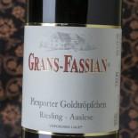 Grans Fassian Goldtröpfchen Riesling Auslese 2015