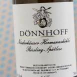 Dönnhoff Hermannshöhle Riesling Spätlese 2017