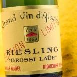Hugel Alsace Riesling Grossi Laüe