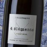 Huré Frères 4 Éléments Pinot Noir 2014