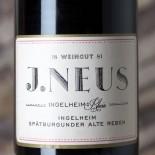 J. Neus Ingelheim Spã¤tburgunder Alte Reben 2015