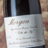 Jean Foillard Morgon Côte du Py 2016 Magnum