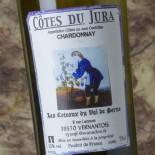 Les Coteaux De Val De Sorne Côtes Du Jura Chardonnay 2006