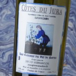 Les Coteaux De Val De Sorne Côtes Du Jura Savagnin 2016
