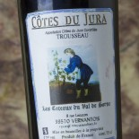Les Coteaux De Val De Sorne Côtes Du Jura Trousseau 2016