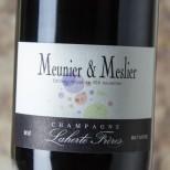 Laherte Frères Meunier & Meslier Rosé Brut Nature