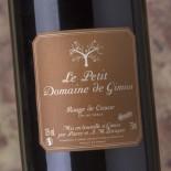 Le Petit Domaine De Gimios Rouge De Causse 2015