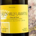 Les Héritiers du Comte Lafon Mâcon Milly Clos du Four 2014