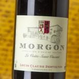 Claude Desvignes Morgon Voã»te Saint Vicent
