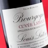 Louis Latour Bourgogne Cuvée Latour 2015