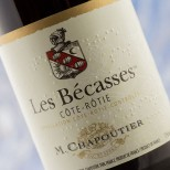 M. Chapoutier Côte-Rôtie Les Bécasses 2018