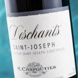 M. Chapoutier Saint-Joseph Deschants Rouge 2017