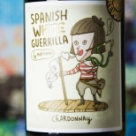 Spanish White Guerrilla Chardonnay 2015