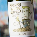 Spanish White Guerrilla Riesling 2016