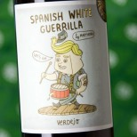 Spanish White Guerrilla Verdejo 2016