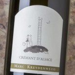 Kreydenweiss Crémant d'Alsace Brut Nature