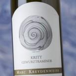 Kreydenweiss Kritt Gewürztraminer 2018