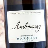 Marguet Ambonnay Brut Nature 2013